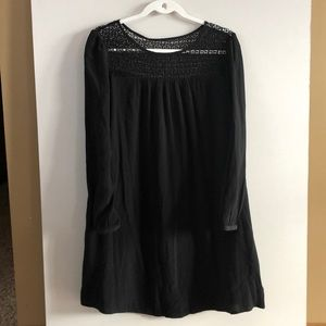 Gap black dress size XS
